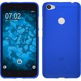 Silicone Case Redmi Note 5A matt blue Case