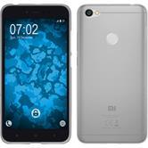 Silikon Hülle Redmi Note 5A matt weiß Case