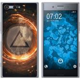 Sony Xperia XZ Premium Silikon-Hülle Element  M3