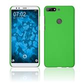 Hardcase Y7 Prime (2018) rubberized green Case