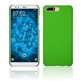 Hardcase Y7 Pro (2018) rubberized green Case