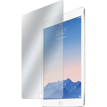 1x iPad Air 2 klar Glasfolie
