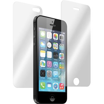 1 x Apple iPhone 5 / 5s Protection Film Tempered Glass Fullbody