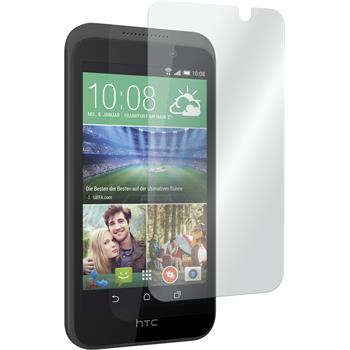 1 x HTC Desire 320 Glas-Displayschutzfolie klar