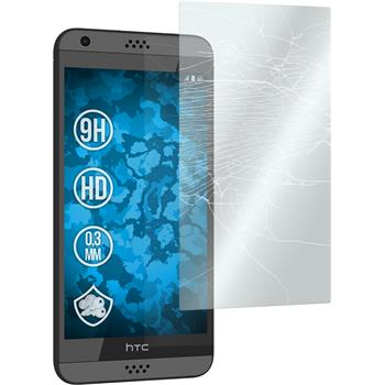 1 x HTC Desire 630 Protection Film Tempered Glass clear