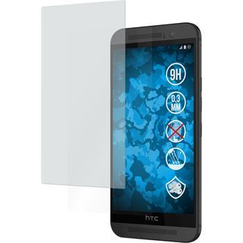 1 x HTC One M9 Glas-Displayschutzfolie matt