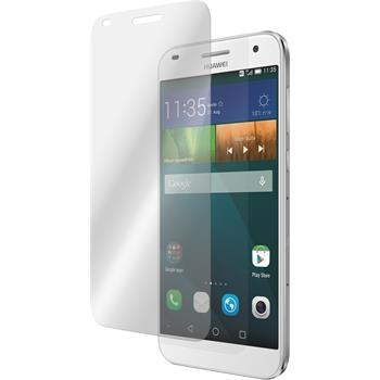 1x Ascend G7 klar Glasfolie