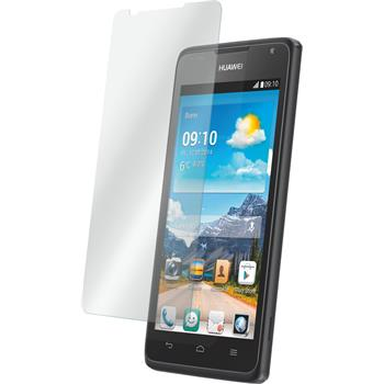 1 x Huawei Ascend Y530 Protection Film Tempered Glass Clear
