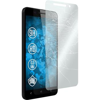 1 x Huawei Honor 4x Protection Film Tempered Glass Clear