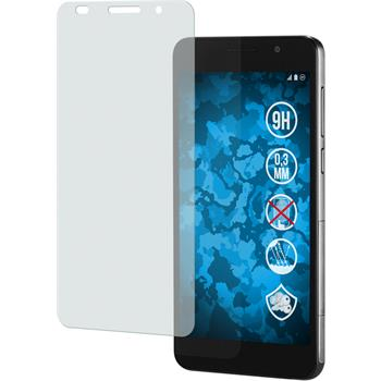 1 x Huawei Honor 6 Glas-Displayschutzfolie matt