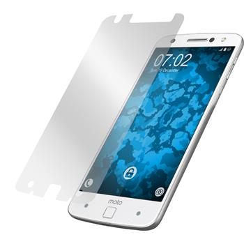 4 x Lenovo Moto Z Protection Film clear