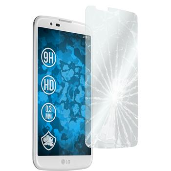 1 x LG K10 Protection Film Tempered Glass clear