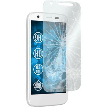 1 x Motorola Moto G Protection Film Tempered Glass