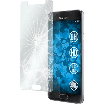 1 x Samsung Galaxy A3 (2016) Protection Film Tempered Glass clear
