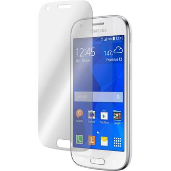 1 x Samsung Galaxy Ace 4 Protection Film Tempered Glass Clear