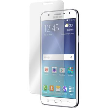 1 x Samsung Galaxy J7 Protection Film Tempered Glass Clear