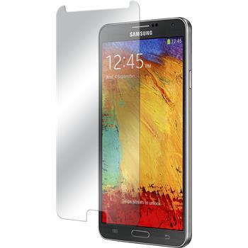 1x Galaxy Note 3 klar Glasfolie