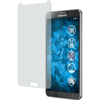 1 x Samsung Galaxy Note 3 Glas-Displayschutzfolie matt