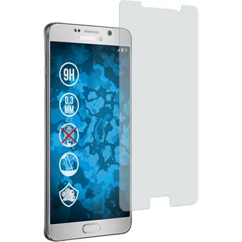 1 x Samsung Galaxy Note 5 Protection Film Tempered Glass Anti-Glare