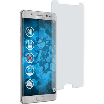 1 x Samsung Galaxy Note 7 Protection Film Tempered Glass Anti-Glare