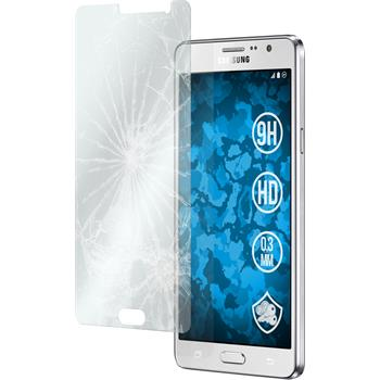 1 x Samsung Galaxy On7 Protection Film Tempered Glass clear