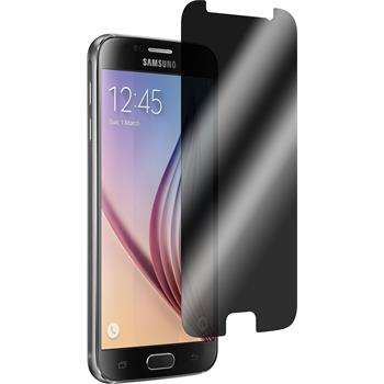 1x Galaxy S6 Privacy Glasfolie