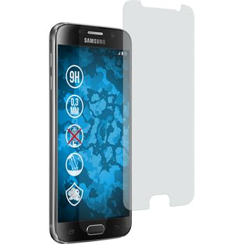 1 x Samsung Galaxy S6 Protection Film Tempered Glass Anti-Glare