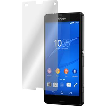 1 x Sony Xperia Z3 Compact Protection Film Tempered Glass Clear
