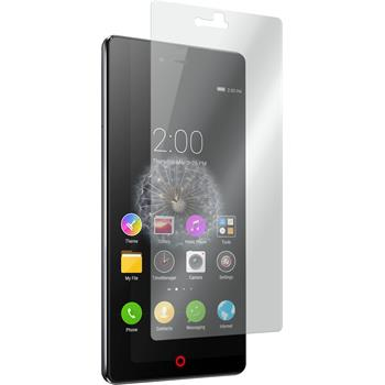 1 x ZTE Nubia Z9 Mini Protection Film Tempered Glass Clear