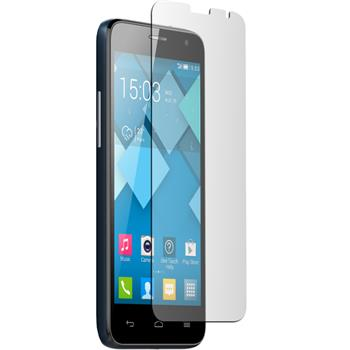 2 x Alcatel One Touch Idol Mini Protection Film Clear
