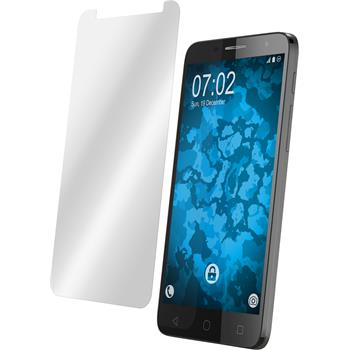 2 x Alcatel POP 4+ Protection Film clear
