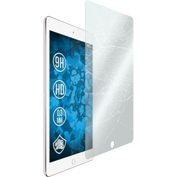 2 x Apple iPad Pro 9.7 Protection Film Tempered Glass clear