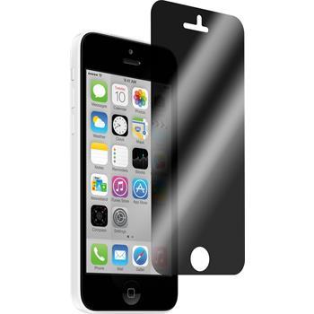 2 x iPhone 5c Schutzfolie Privacy