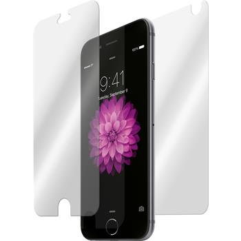 2x iPhone 6s / 6 klar Fullbody Glasfolie