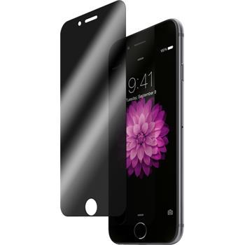 2x iPhone 6 Plus / 6s Plus Privacy Glasfolie