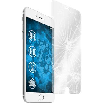 2 x Apple iPhone 6 Plus Protection Film Tempered Glass
