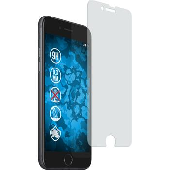 2 x Apple iPhone 7 Protection Film Tempered Glass Anti-Glare