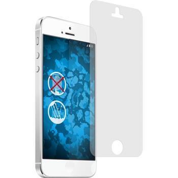 2 x Apple iPhone SE Displayschutzfolie matt
