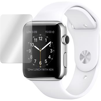 2 x Apple Watch 42mm Protection Film Tempered Glass