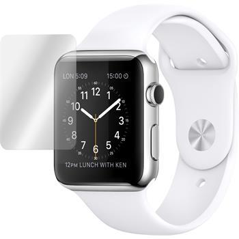 2 x Apple Watch Series 2 42mm Displayschutzfolie klar