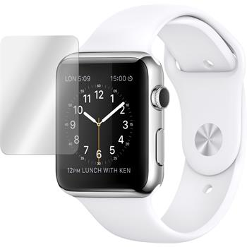 2 x Apple Watch Series 2 42mm Protection Film Tempered Glass clear