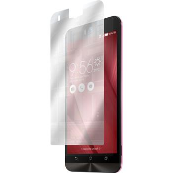 2 x Zenfone Selfie Schutzfolie verspiegelt