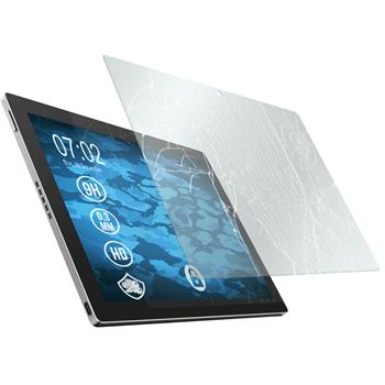 2 x Google Pixel C Protection Film Tempered Glass clear