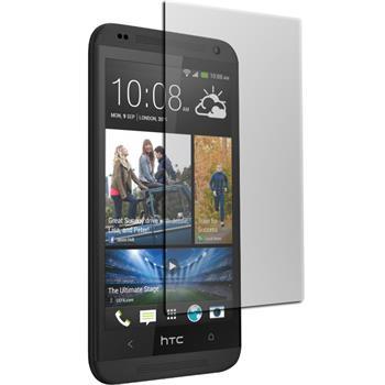 2 x HTC Desire 601 Displayschutzfolie matt