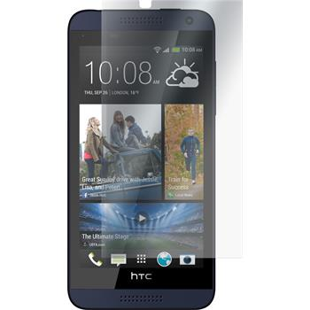 2 x HTC Desire 610 Protection Film Clear
