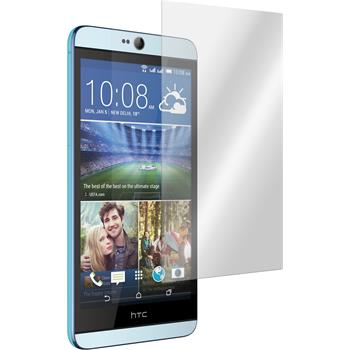 2 x HTC Desire 826 Protection Film Tempered Glass Clear