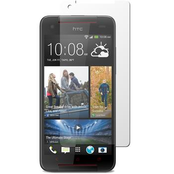 2 x HTC Desire HD Protection Film Clear