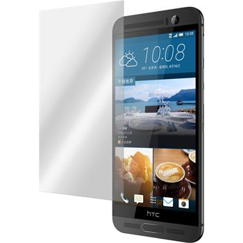 2 x HTC One M9 Plus Protection Film Anti-Glare