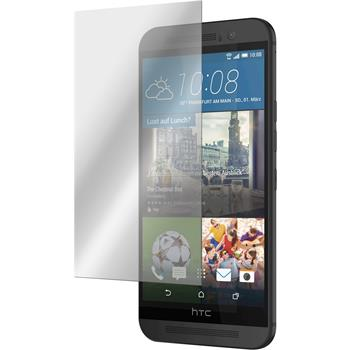 2 x HTC One M9 Protection Film Tempered Glass