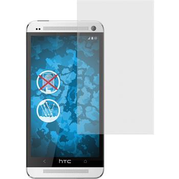 2 x HTC One Protection Film Anti-Glare